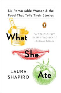 What She Ate Book