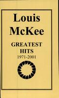 Greatest hits  1971 2001 PDF
