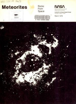 Meteorites   Rocks from Space PDF