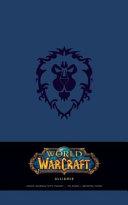 World Of Warcraft Alliance Hardcover Ruled Journal Large  Book PDF