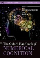 The Oxford Handbook of Numerical Cognition PDF