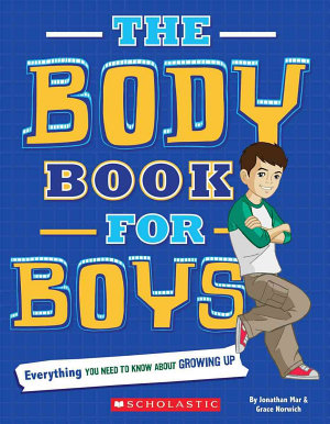 The Body Book for Boys