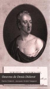Oeuvres de Denis Diderot: Volume22