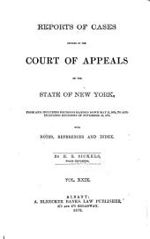 Reports of Cases Decided in the Court of Appeals of the State of New York: Volume 74