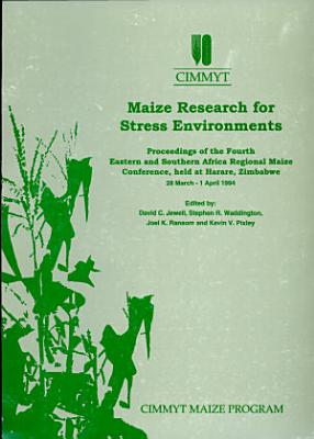 Maize research for stress environments