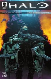 Halo: Fall of Reach--Covenant #1