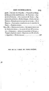 Mémoires de Madame la comtesse Du Barri: Volume6