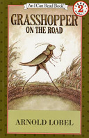 Grasshopper on the Road Book and Tape