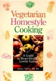 Vegetarian Homestyle Cooking