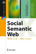 Social Semantic Web PDF