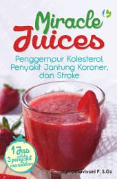 Miracle Juices Penggempur Kolesterol, Penyakit Jantung Koroner, dan Stroke