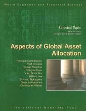 Global Financial Stability Report, September 2005: Aspects of Global Asset Allocation