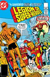 The Legion of Super-Heroes (1980-) #274