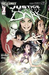 Justice League Dark (2011-) #1