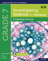 Investigating Science for Jamaica  Integrated Science Grade 7 PDF