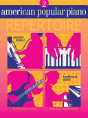 American Popular Piano Repertoire, Level 2