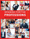 Spanish for the Professions Book