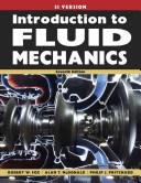 Introduction to Fluid Mechanics PDF