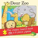 Dear Zoo Jigsaw Pack Book