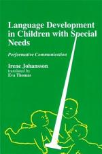 Language Development in Children with Special Needs