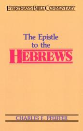 Hebrews  Everyman S Bible Commentary