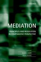 Mediation PDF