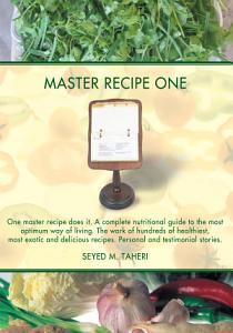 Master Recipe One Book