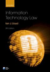 Information Technology Law PDF