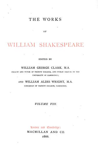 The Works of William Shakespeare  Hamlet  King Lear  Othello PDF
