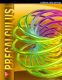 Precalculus  Student Edition