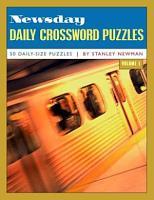 Newsday Daily Crossword Puzzles PDF