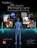 Loose Leaf Vander s Human Physiology Book