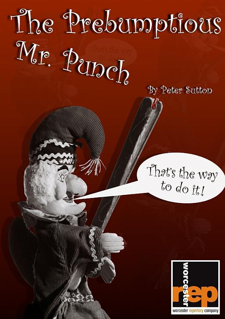 The Prebumptious Mr. Punch