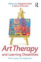 Art Therapy and Learning Disabilities PDF