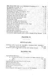 Bollettino della Società geografica italiana: Volumi 4-7
