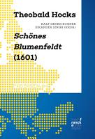 Theobald Hocks Sch  nes Blumenfeldt  1601  PDF