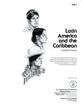 Women of the world: Latin America and the Caribbean