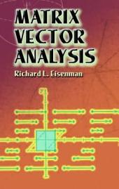 Matrix Vector Analysis