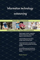 Information Technology Outsourcing Standard Requirements PDF