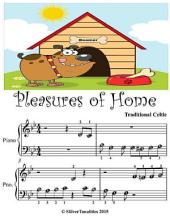 Pleasures of Home - Beginner Tots Piano Sheet Music