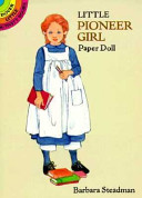 Little Pioneer Girl Paper Doll