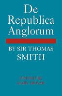 De Republica Anglorum PDF