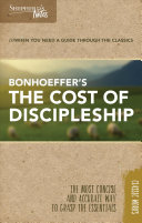 Shepherd s Notes  The Cost of Discipleship