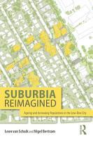 Suburbia Reimagined PDF