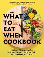 The What to Eat When Cookbook PDF