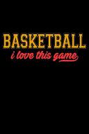 Basketball I Love This Game PDF