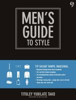 Men s Guide to Style PDF