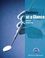 Dentistry at a Glance PDF