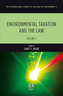 Environmental Taxation and the Law PDF