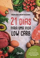 21 dias para uma vida low carb PDF